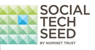 Social tech seed logo