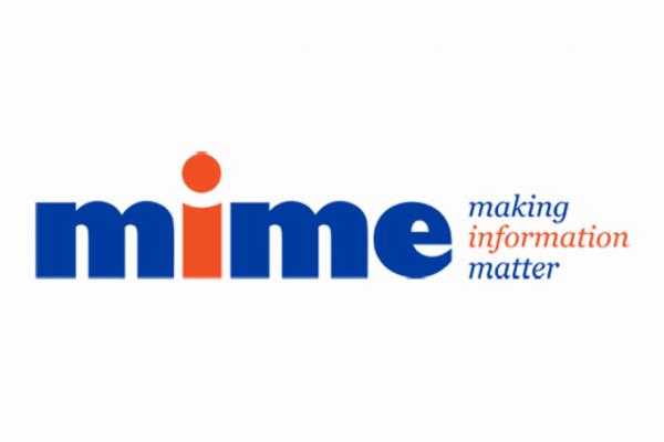 Mime logo