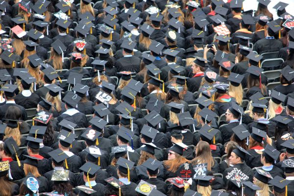How the pay gap between male and female grads grows after graduation